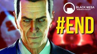 BLACK MESA #END: 3 TIẾNG VẬT LỘN PHÁ ĐẢO GAME !!! Gặp huyền thoại G-MAN !!!