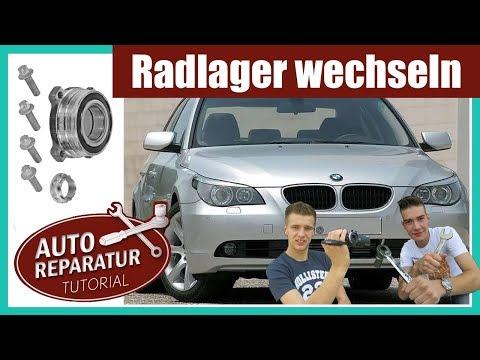 Audi A6 4F PDC Sensoren Hinten Wechseln Einbau Ausbau HD