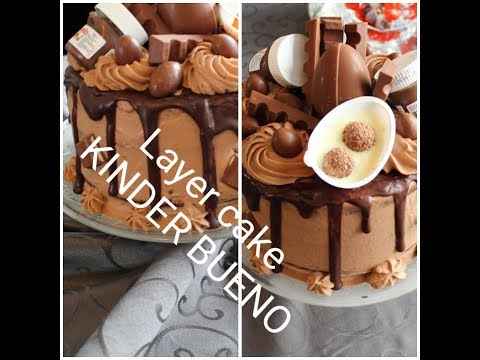 layer-cake-kinder-bueno-facile