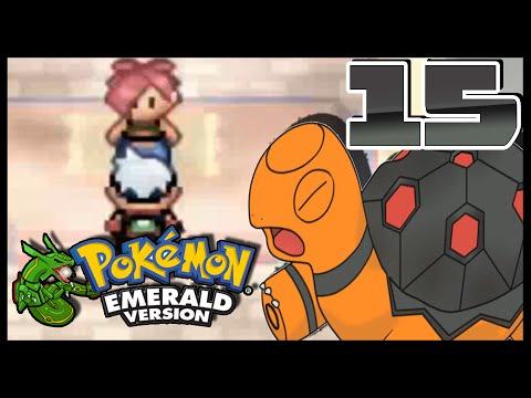 Pokemon Emerald Part 15 (Gym Leader Flannery!)