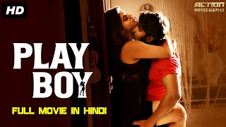 PLAY BOY - Blockbuster Hindi Dubbed Action Romantic Movie | South Indian Movies Dubbed In Hindi