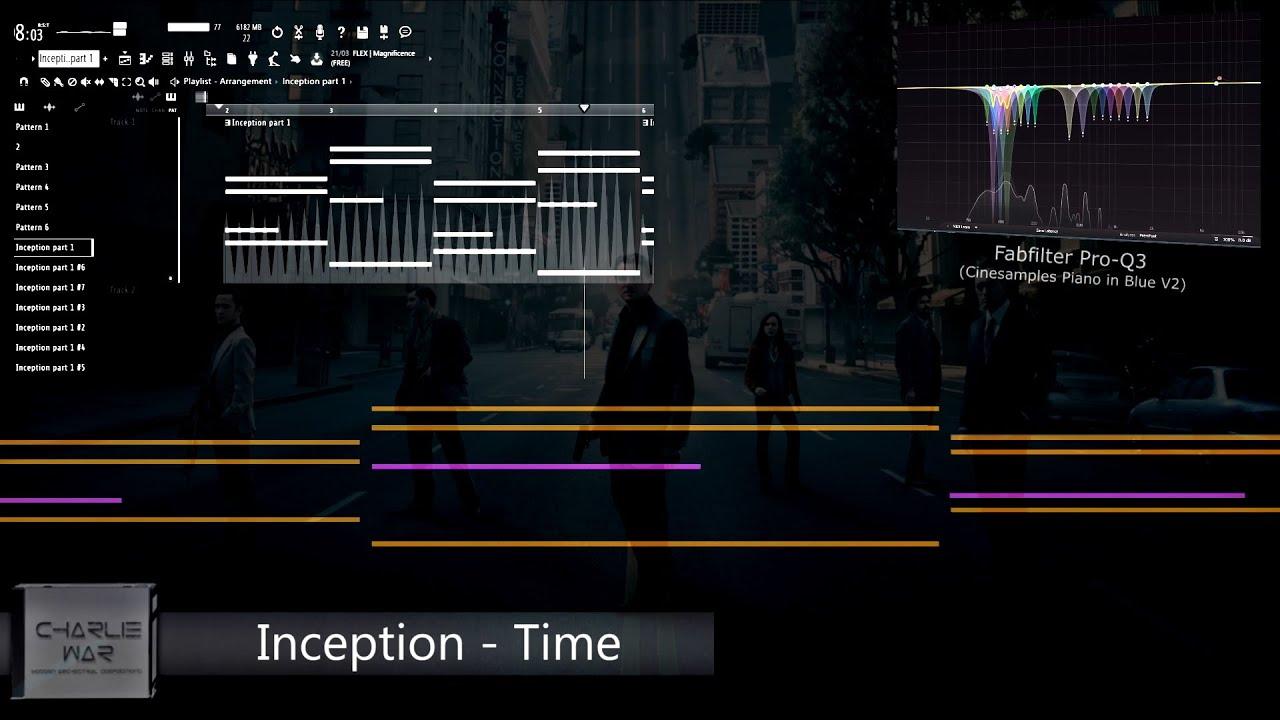 Inception Soundtrack Time Hans Zimmer Remake Youtube