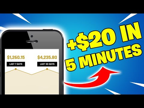 Websites That PAY $20 CASH EVERY 5 MINUTES! **MAKE MONEY ONLINE FOR FREE!**