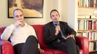Rencontre avec Édouard Philippe et Gilles Boyer