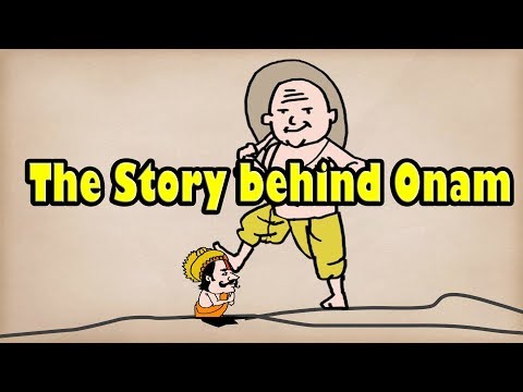 The Story behind Onam festival | The Openbook |
