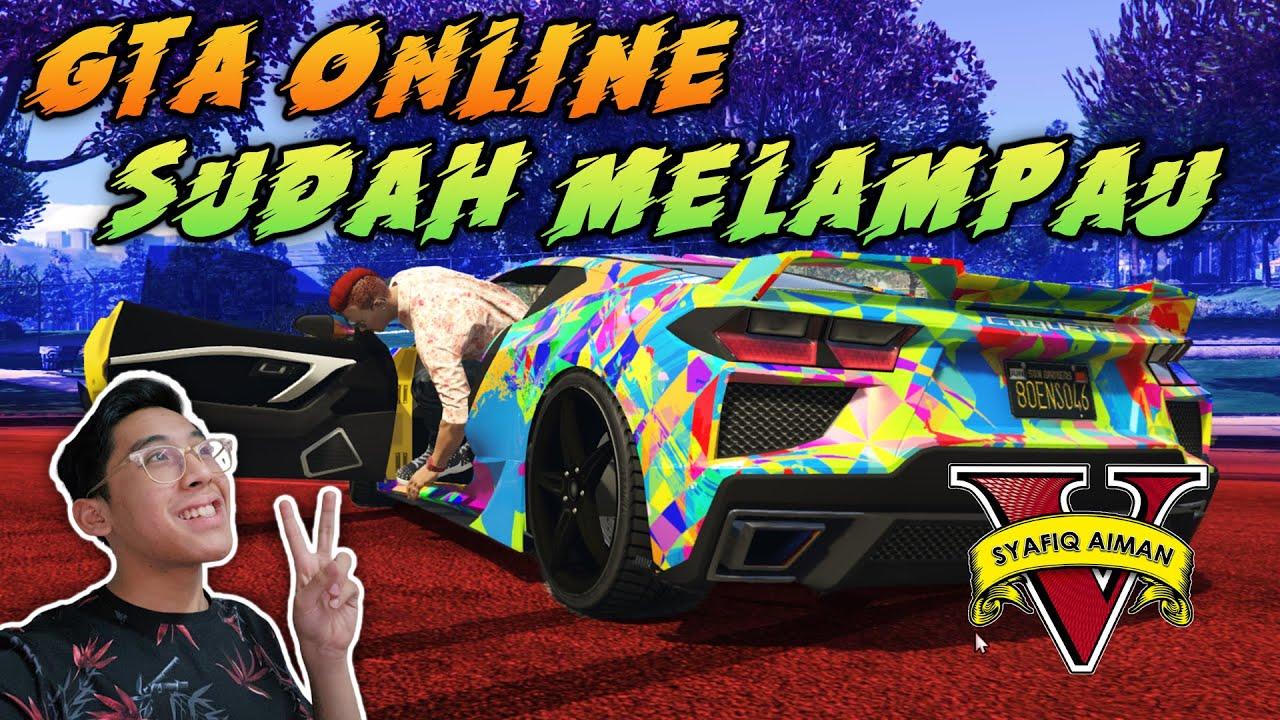 AKU BUAT KESILAPAN YANG BESAR! - GTA 5 Online (Bahasa Malaysia)