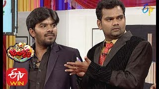Sudigaali Sudheer Performance | Double Dhamaka Special | 24th May 2020 | ETV Telugu