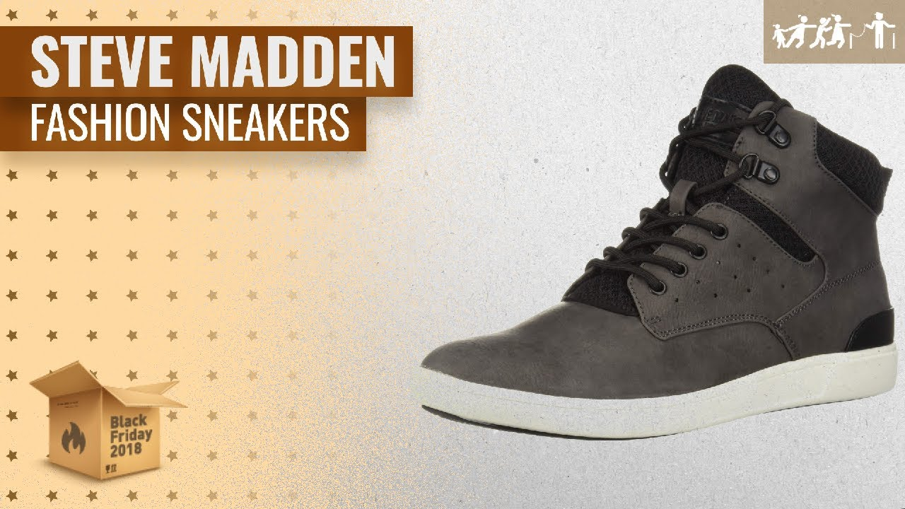 8d6ee9dfb51 Save Big On Steve Madden Fashion Sneakers Black Friday   Cyber ...