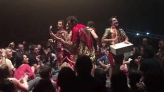 Concert Deluxe au Tangram (SMAC Evreux) 20/04/17