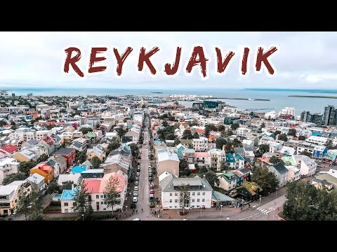 Exploring REYKJAVIK, ICELAND | Indian Girl in Iceland | Midnight Sun, Reykjavik's Night Life