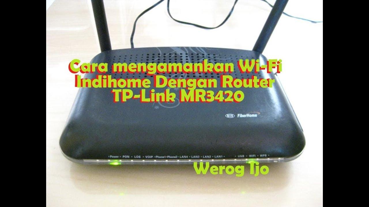 5 Cara Ganti Password Wifi Indihome Di Modem Tp Link Zte Huawei