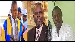 MUKEBAYI,YVES BUYA, ISRAEL MUTOMBO, NA PORTE YA PRISON; NEMWANDA NSEMI, KAMERHE MALADE.
