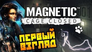 Magnetic Cage Closed обзор ● Первый взгляд ● МАГНИТНАЯ ПУШКА