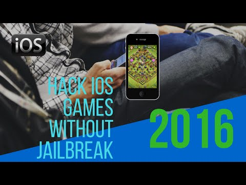 HOW TO HACK ANY IOS GAME WITHOUT JAILBREAKING!! - 2017