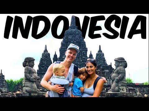 Indonesia 2018 | Travel Series Trailer