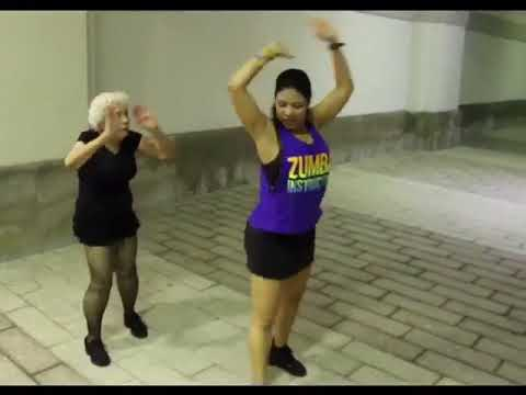 90 Year Old Woman Can Dance 985188 Youtube