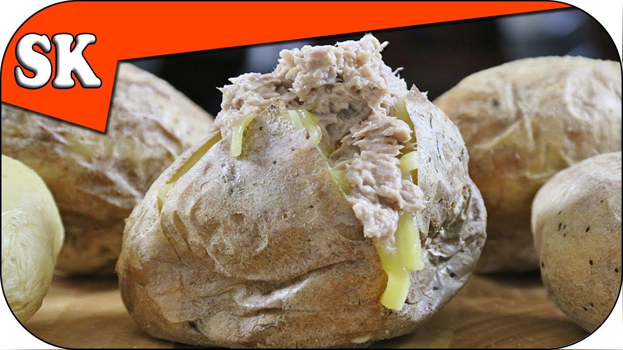 Baked Potato Kitchen Basics Jacket Potato