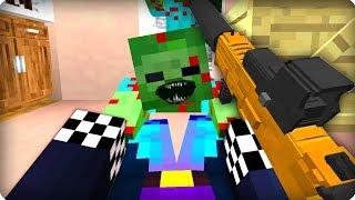 Отбиваюсь как только могу [ЧАСТЬ 29] Зомби апокалипсис в майнкрафт! - (Minecraft - Сериал)