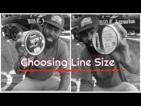 How To Choose Line Size