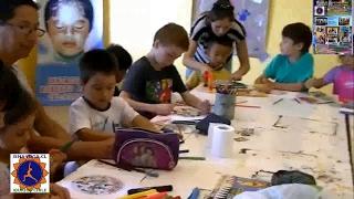 Escuela verano para niños  febrero 2017  Taller  Arte  Vídeo 06 iquique - Chile