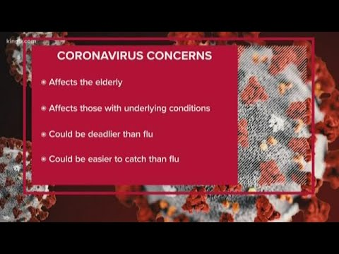 Details on the coronavirus outbreak in Washington state