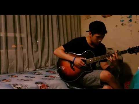 Zedd - Spectrum (Acoustic Version) [Guitar Fingerstyle]-ISCC jakarta audition 2014