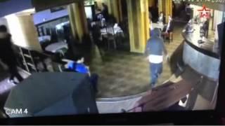 Расстрел чемпиона мира по тайскому боксу Шахбулата Шамхалаева в Махачкале