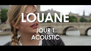 Louane Jour 1 Acoustic Live in Paris