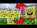 How To Spawn Spongebob in Minecraft (Sponge Bob Squarepants Addon)
