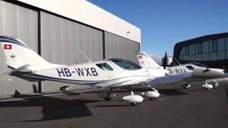 Devenir Pilote - Les avions du GVM Lausanne - Le SportCruiser PS28