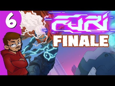 Let's Play   Furi - FINALE - The Beat and The Star