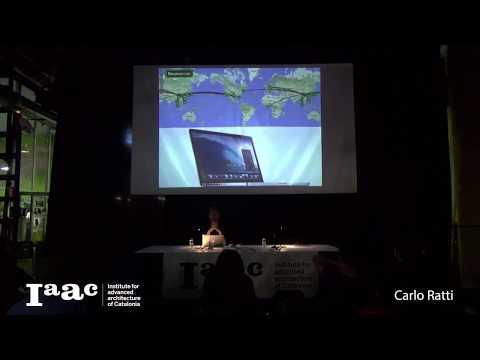 Carlo Ratti - IaaC Lecture Series 2016