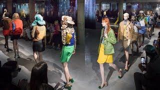 Prada Resort 2019 Fashion Show