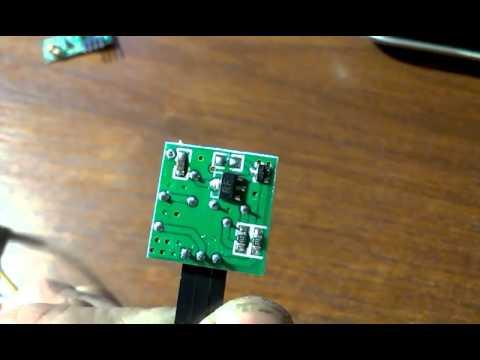Arduino + FS1000A Play Mario 433Mhz