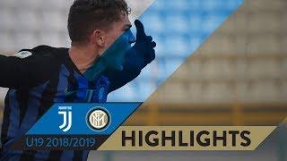 JUVENTUS 1-2 INTER | PRIMAVERA HIGHLIGHTS | Esposito and Salcedo' s goals secure a great success!
