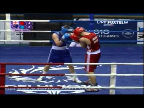 Luke Jackson (Australia) vs Thomas Stalker (England)