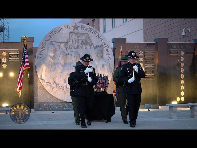 Pinal County Law Enforcement Memorial