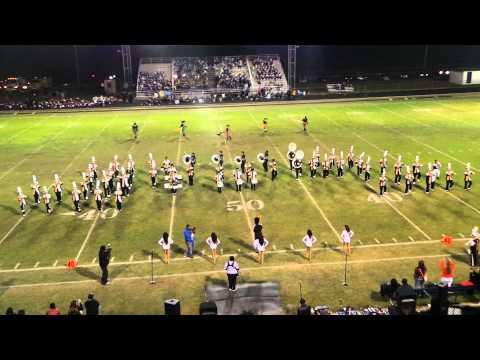 Houston Gateway Academy - Royal High Band BOTB 2014