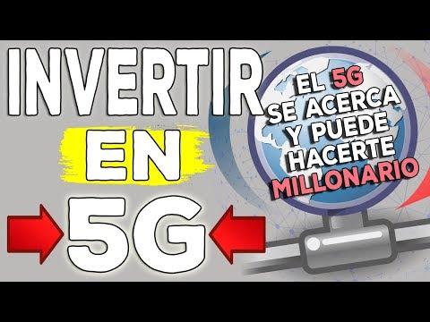 5G: la tecnología del futuro que puede hacerte millonario