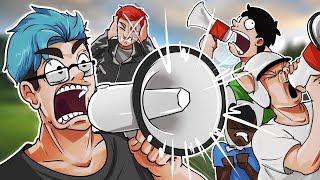 LOUD NOISES!! - Mini Golf Funny Moments (Golf It Gameplay)