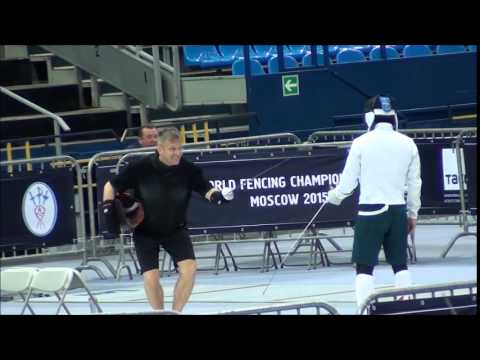 World Championships 2015   Warm up lessons