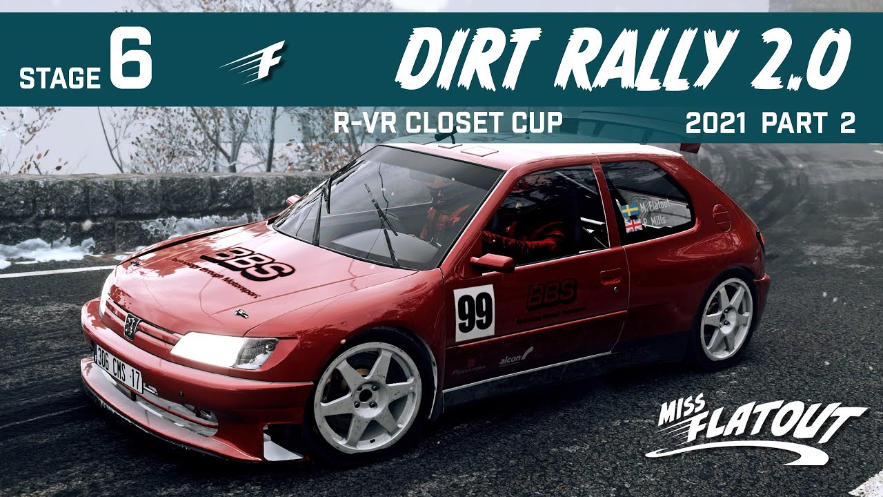 Women in Sim Racing: Miss Flatout Dirt Rally 2.0