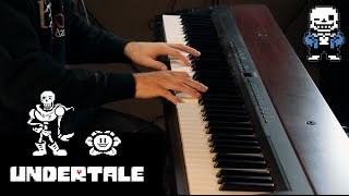 UNDERTALE - Once Upon a Time [Soft Piano Arrangement]