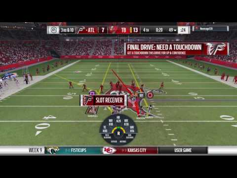 Winning drive vs Noor with Matt Schaub