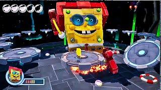 Vídeo SpongeBob SquarePants Battle for Bikini Bottom – Rehydrated