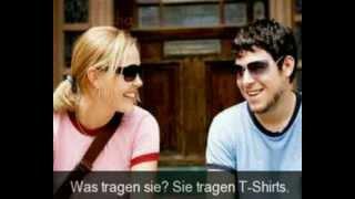 Немецкий язык. Урок 11. одежда.