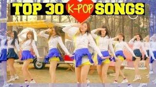 K-ville's [top 30] k-pop songs chart - april 2016 (week 2)