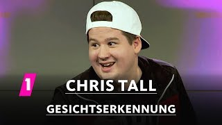 Chris Tall: Gesichtserkennung