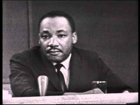 Dr. Martin Luther King Jr. Interview
