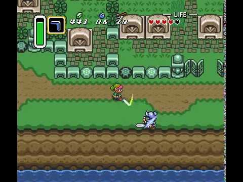 SNES Longplay [315] The Legend of Zelda: A Link to the Past (a)